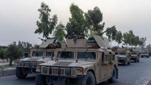 وحدات في القوات الخاصة الأفغانية.