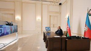 """رئيس أذربيجان يعلق على ما تضمنته """"وثائق بادورا"""" بشأنه"""